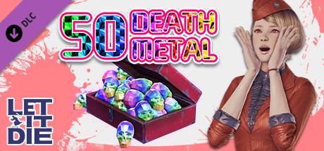 Купить LET IT DIE -(Special)50 Death Metals- 005 (DLC)