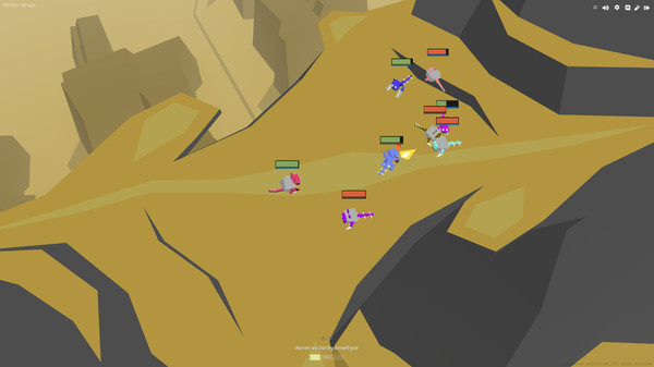Dr. Derk's Mutant Battlegrounds