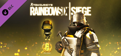 Tom Clancy's Rainbow Six Siege - Pro League Rook Set