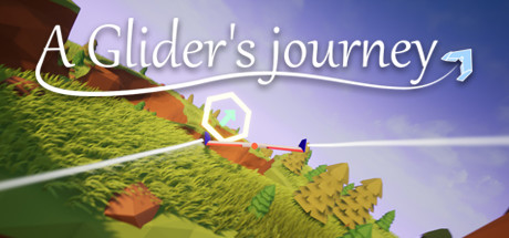 A Gliders Journey Capa