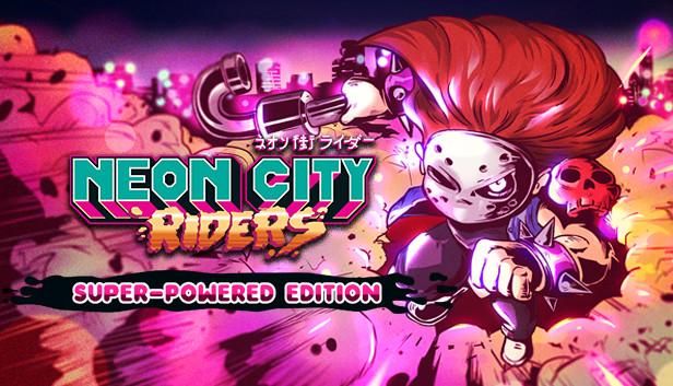 Neon City Riders, Juegos Mexicanos