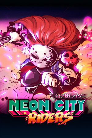 Neon City Riders poster image on Steam Backlog