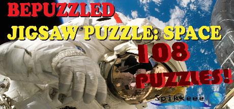 Купить Bepuzzled Space Jigsaw Puzzle