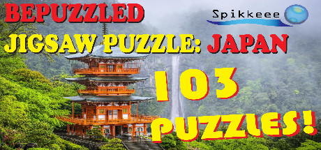 Купить Bepuzzled Jigsaw Puzzle: Japan