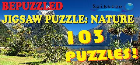 Купить Bepuzzled Jigsaw Puzzle: Nature