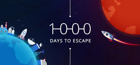 Купить 1000 days to escape