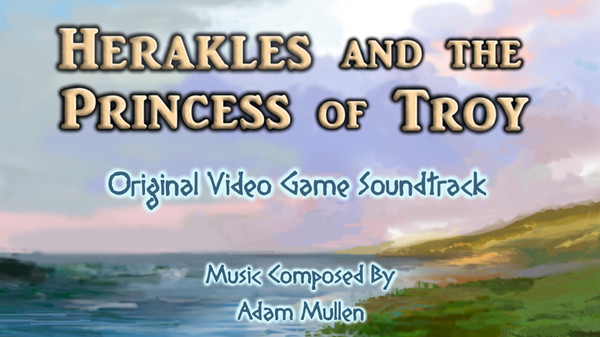 Herakles and the Princess of Troy OST (DLC)