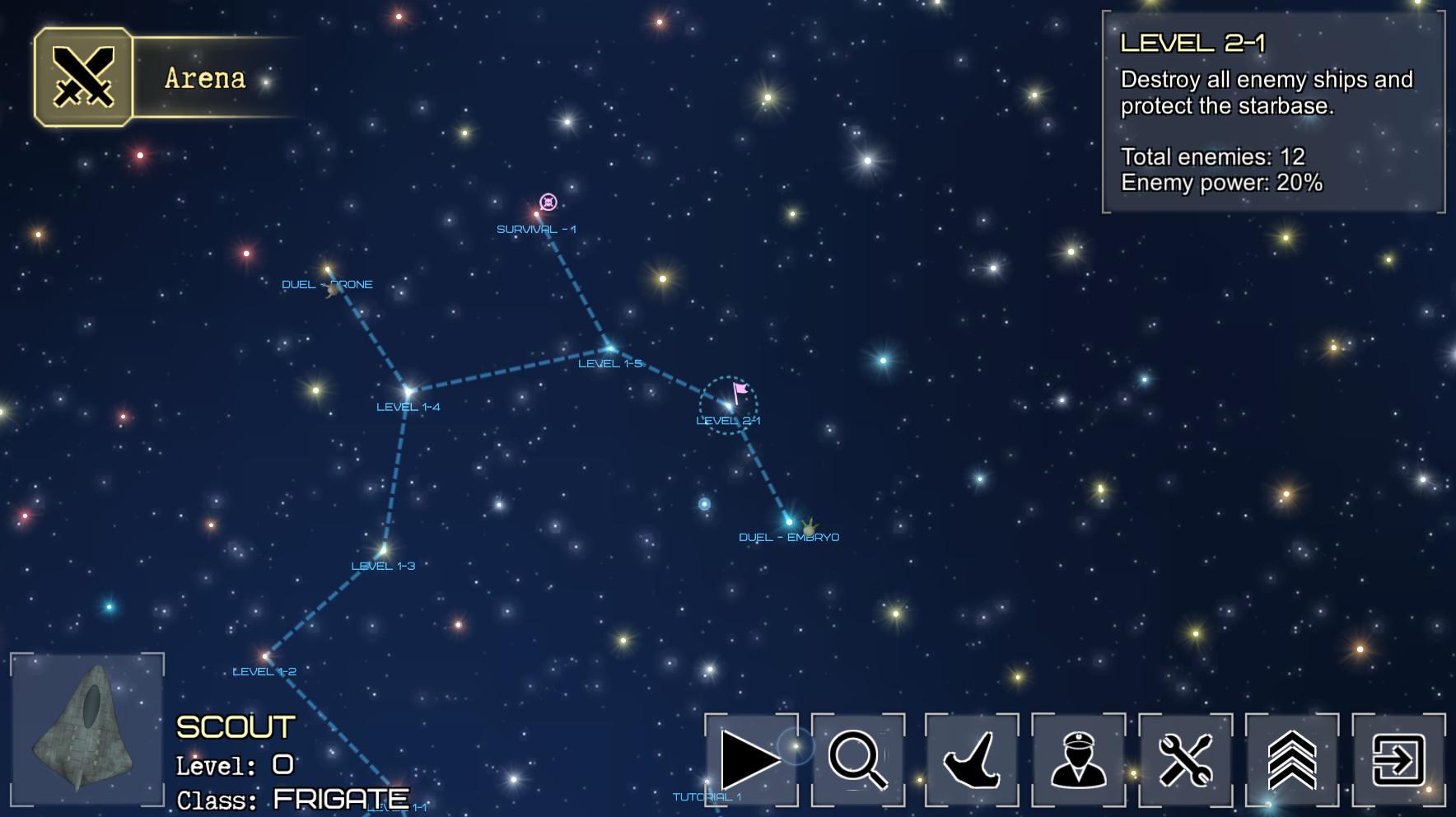 Event Horizon Frontier On Steam