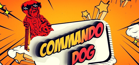 Commando Dog cover art