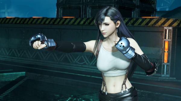 DFF NT: Platinum Fists, Tifa Lockhart's 4th Weapon (DLC)