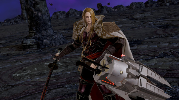 DFF NT: Imperial Court Attire Appearance Set for Zenos yae Galvus (DLC)