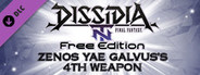 DFF NT: Omega Samurai Blade, Zenos yae Galvus's 4th Weapon