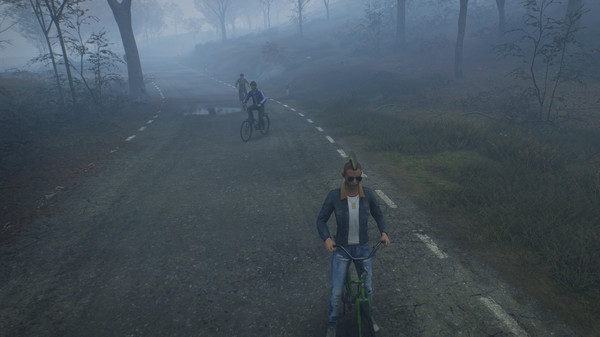 Generation Zero - Bikes PC Game ScreenShot 2