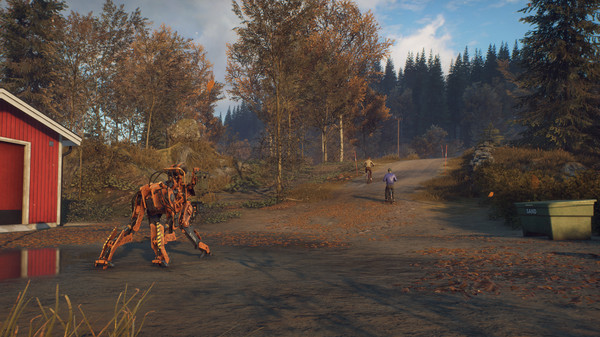 Generation Zero - Bikes PC Game ScreenShot 3