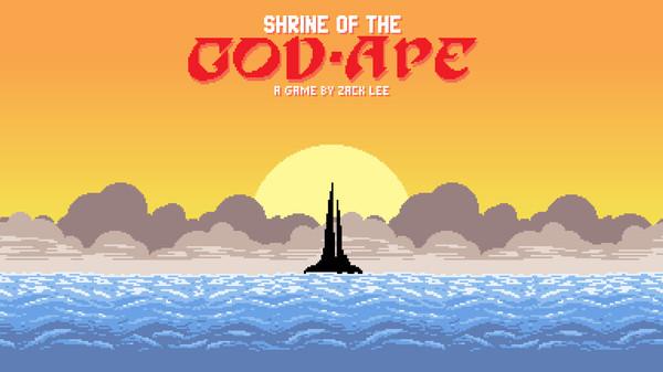 Shrine of the God-Ape
