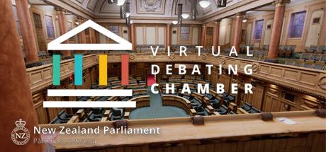 Virtual Debating Chamber cover art