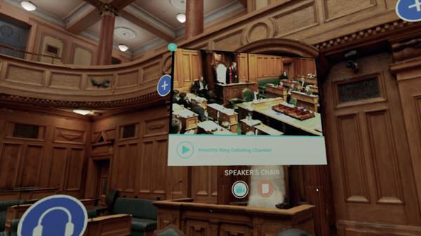 New Zealand Virtual Debating Chamber