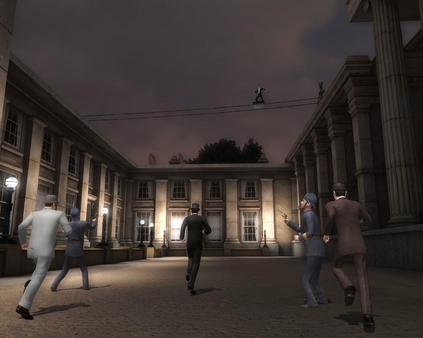 Скриншот из Sherlock Holmes: Nemesis