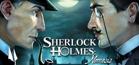 Sherlock Holmes: Nemesis cover image