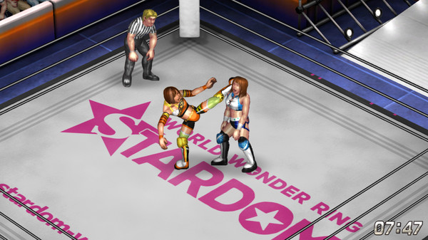 Fire Pro Wrestling World - World Wonder Ring Stardom Collaboration