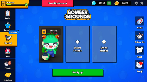 Bombergrounds: Battle Royale Screenshot