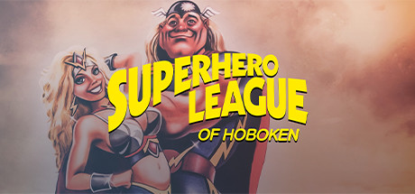 Купить Super Hero League of Hoboken