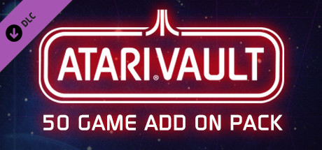 Teaser image for Atari Vault - 50 Game Add-On Pack