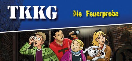 TKKG - Die Feuerprobe cover art