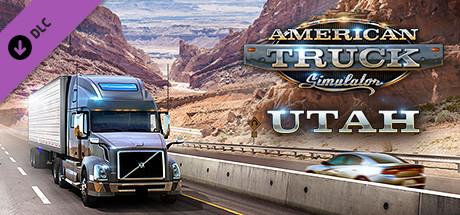 American Truck Simulator – Utah [PT-BR] Capa