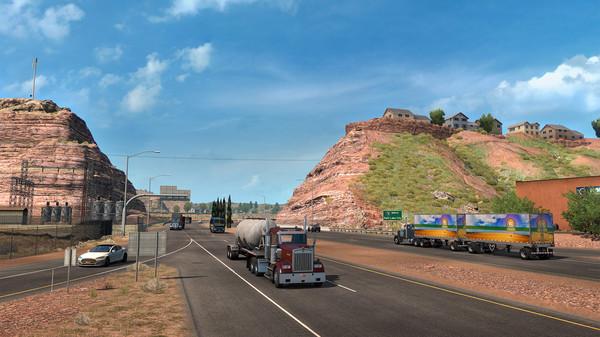 American Truck Simulator - Utah (DLC)