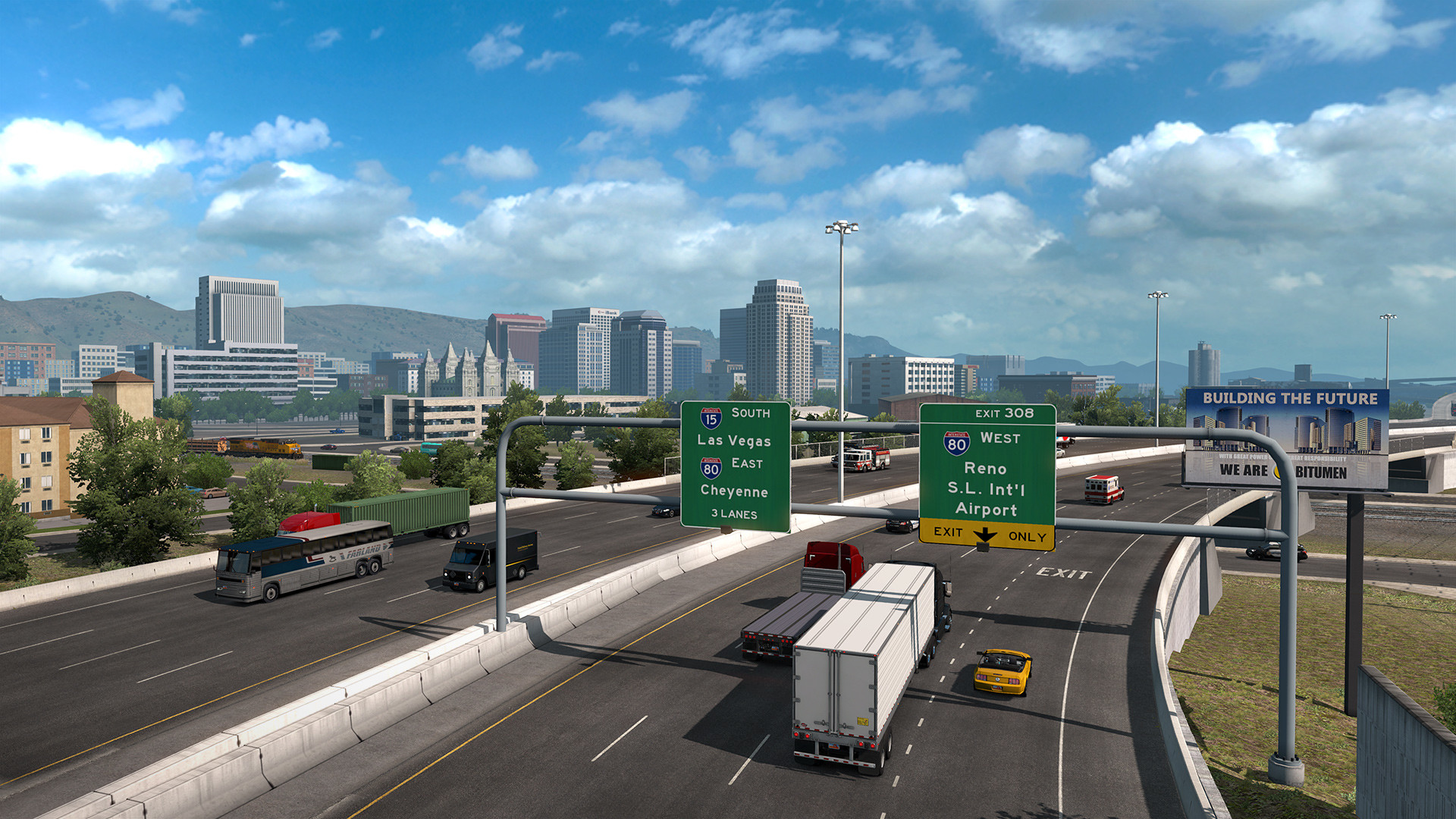 American Truck Simulator: Utah Download Skidrow