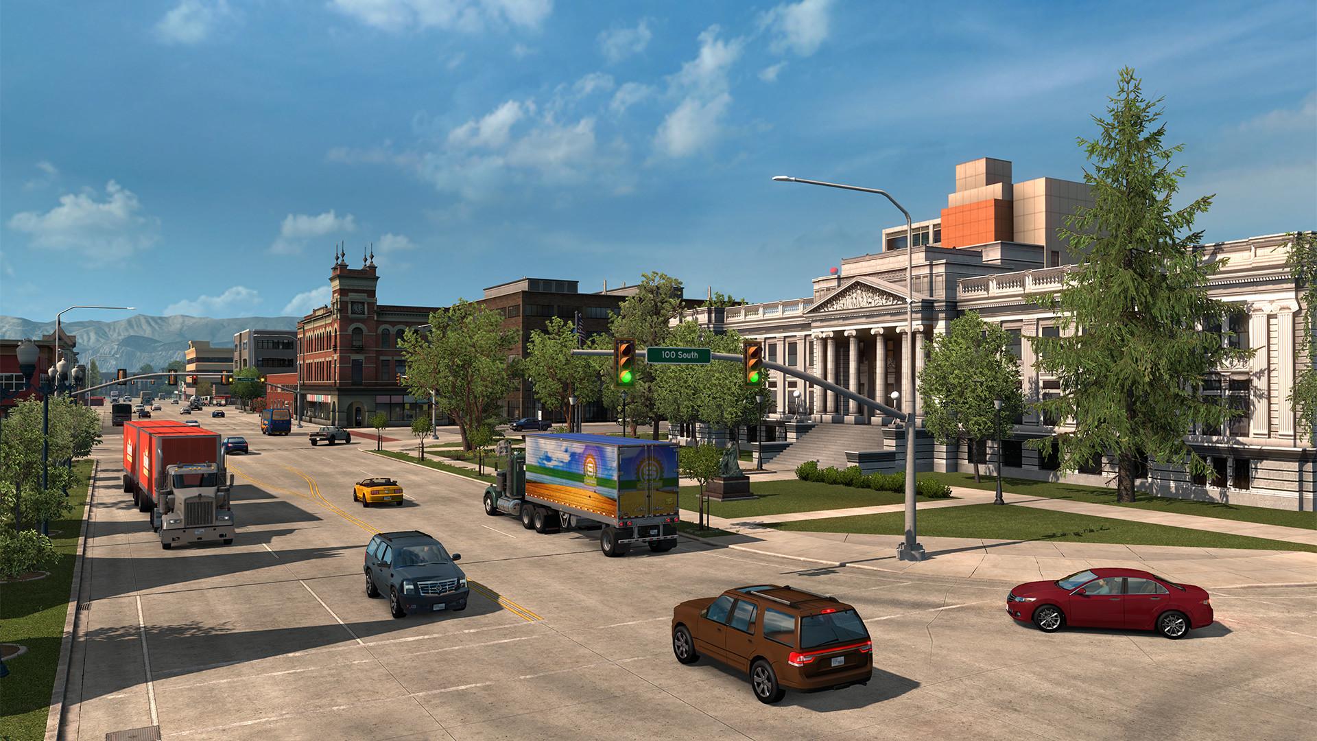 American Truck Simulator - Utah on Steam