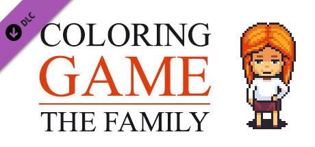 Купить Coloring Game - The Family (DLC)