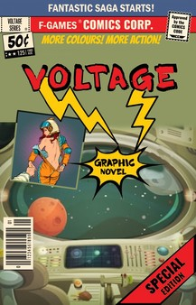 Voltage Graphic Novel (DLC)