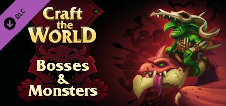 Купить Craft The World - Bosses & Monsters (DLC)