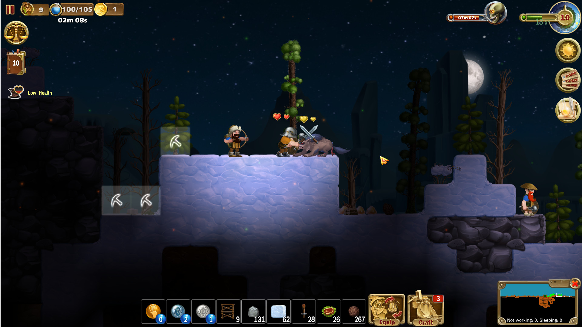 Craft the world - bosses & monsters download torrent