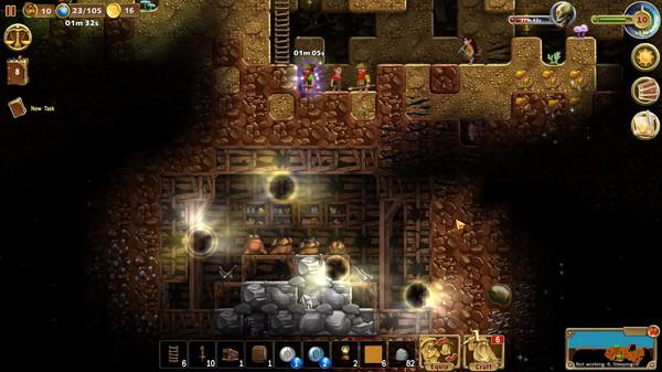 Craft The World - Abandoned Mines (DLC)