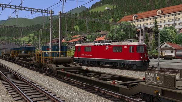 скриншот Train Simulator: Surselva Line: Reichenau-Tamins - Disentis/Mustér Route Add-On 3