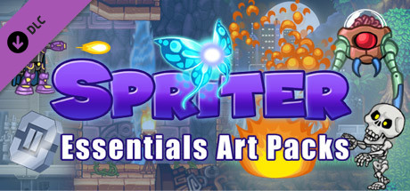 Купить Spriter Essentials Art Packs (DLC)
