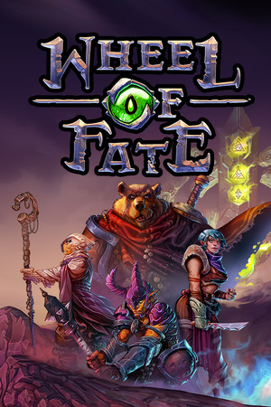 Wheel of Fate poster image on Steam Backlog