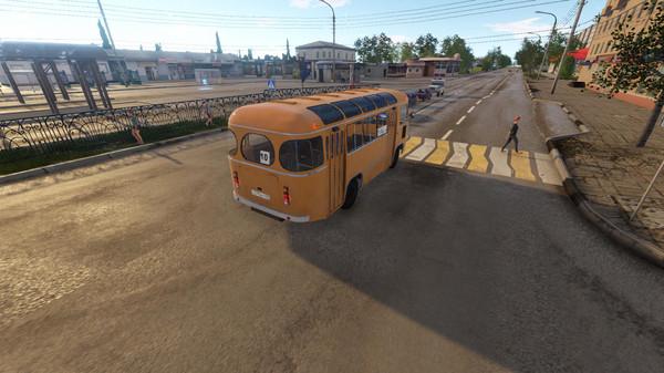 Bus Driver Simulator 2019 - Old Legend (DLC)