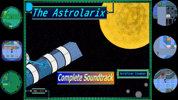 The Astrolarix: Complete Soundtrack (DLC)