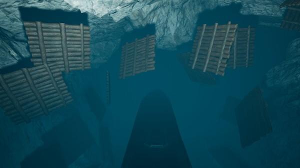 ROAD HOMEWARD 3 underwater world