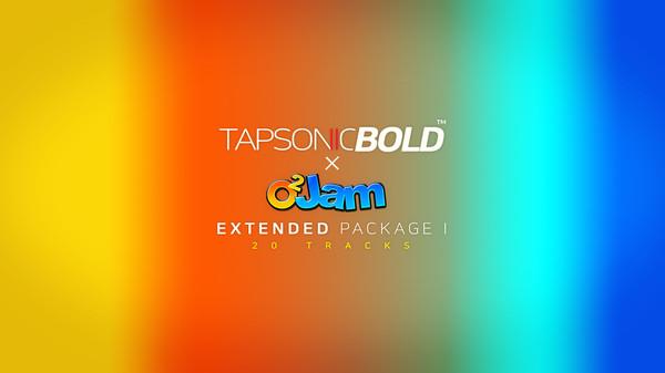 TAPSONIC BOLD - O2Jam Pack (DLC)