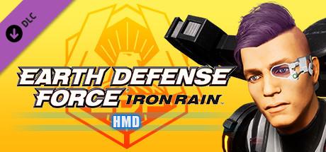 EARTH DEFENSE FORCE: IRON RAIN HMD