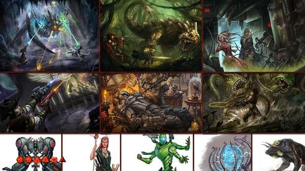 Fantasy Grounds - Pathfinder RPG - Iron Gods AP 6: The Divinity Drive (PFRPG) (DLC)