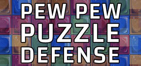 Купить Pew Pew Puzzle Defense