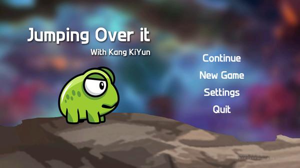 Jumping Over It With Kang KiYun