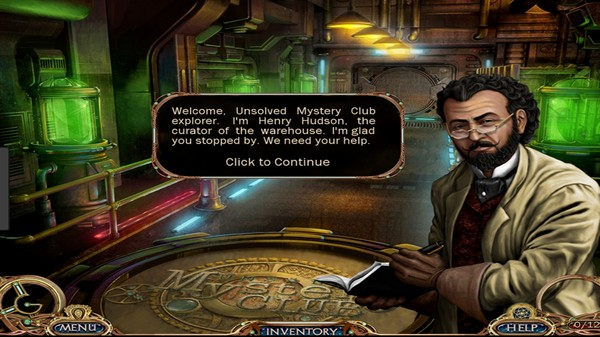 Unsolved Mystery Club: Ancient Astronauts (Collector´s Edition)
