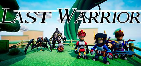 Last Warrior cover art